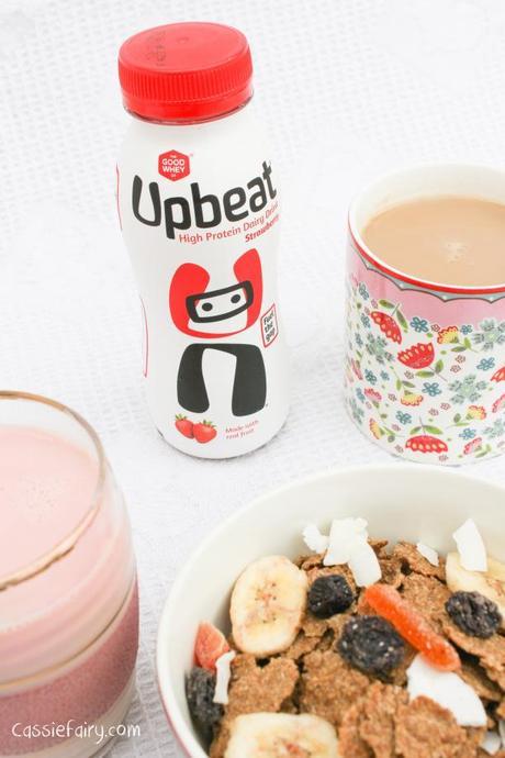 Upbeat protein drink breakfast-3