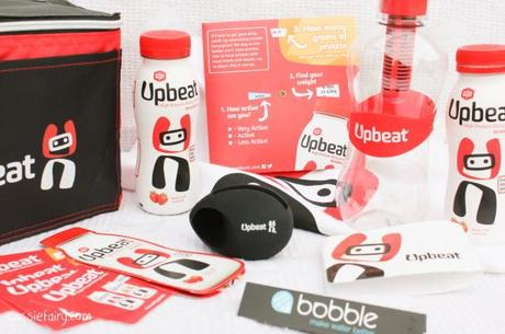 Upbeat protein drink competition-2
