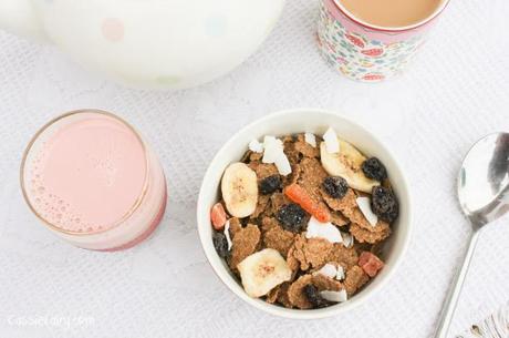 Upbeat protein drink breakfast-2