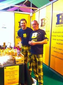 Plan bee bbc good food show scotland