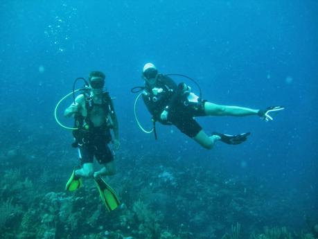 Two Years as a Scuba Diving Instructor in Paradise