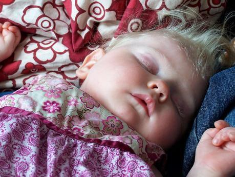 Sleep Shall Fold Her Hair Round Me