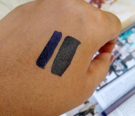 An evening at the movies wearing the new Oriflame The ONE Eyeliner Stylo in Blue