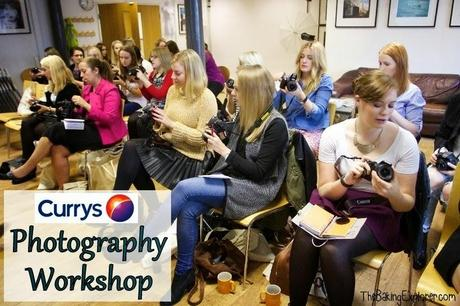 Photography Workshop with Currys