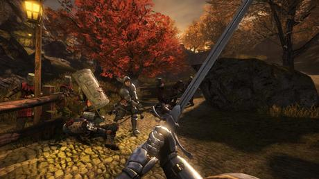 Chivalry: Medieval Warfare launching on PS3 & Xbox 360 on December 3