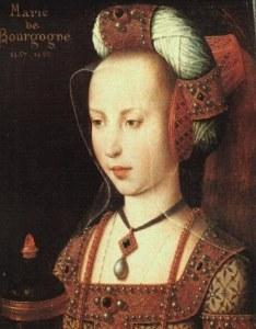 Portrait of Mary of Burgundy