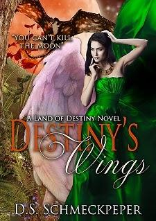 Destiny's Wings by D.S. Schmeckpeper: Spotlight with Excerpt