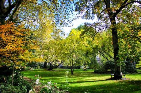 In & Around London… Kensington