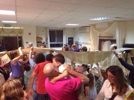 Defiling the Torah on Simchat Torah