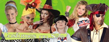 It's Still Time – Clearance Halloween Costumes