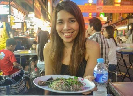 Bangkok Vegetarian Festival in Chinatown, Street Food Guide
