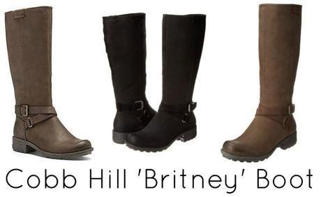 Cobb Hill Britney Boot
