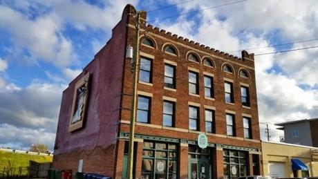 Converted building into an Indie book store