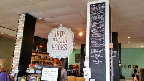 Non-profit book store wih great prices.