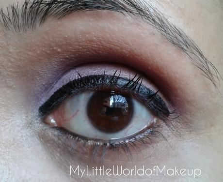 Oriflame - The One Eye Liner Stylo in Black Review, Swatches & EOTD