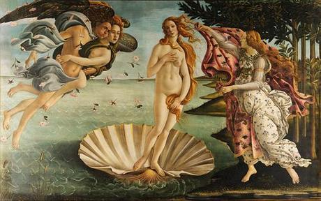 Birth of Venus costume