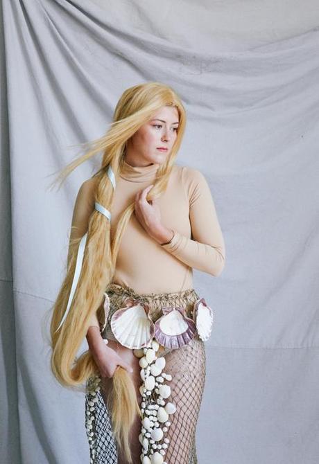 Birth of Venus Halloween costume