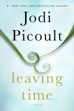 Elephants, Psychics and Overcoming Grief in Leaving Time