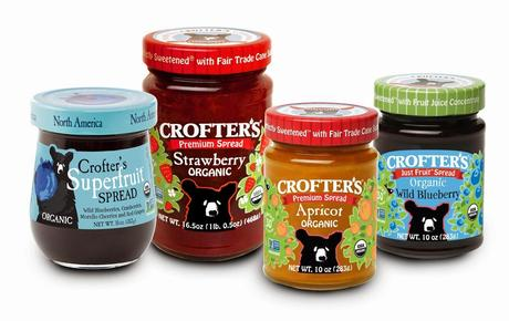 Spread the Love | Crofter's Organic Fruit Spreads