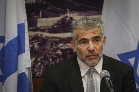 Yair Lapid's beard is boring