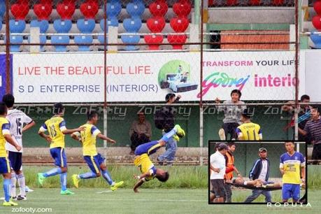 Indian footballer dies in tragic magic incident in Mizoram Premier League