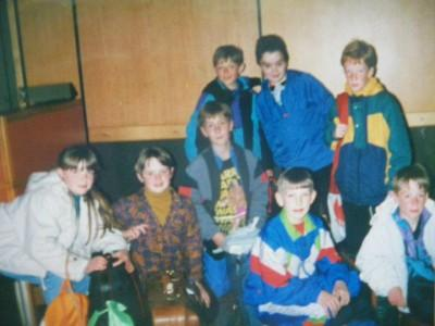 The school trip to Netherlands in 1991, I wonder did this give me Wanderlust...