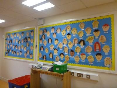 There's something magical about Kilmaine Primary School.