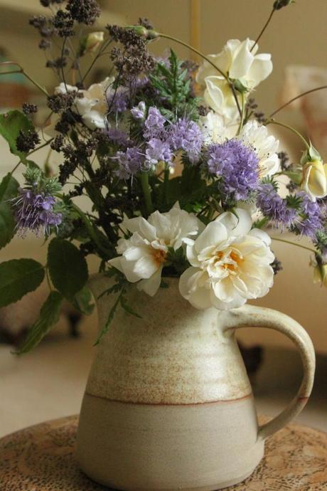 In a Vase on Monday - scented green manure
