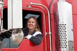 Women in Trucking Driver Shortage