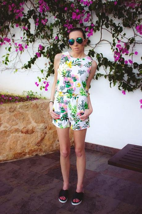 Holiday Style Diary: Day 1