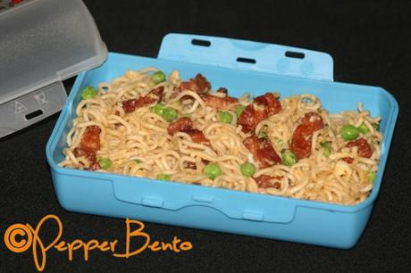 English Breakfast Noodles Bento Lunch Box CU