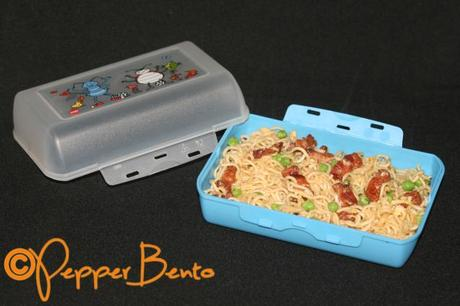 English Breakfast Noodles Bento Lunch Box