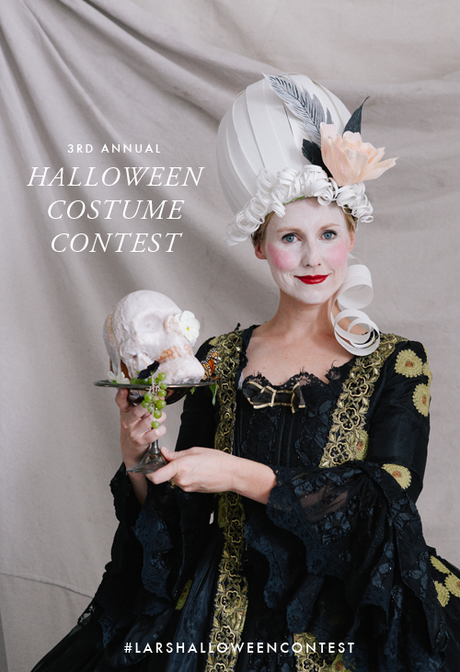 3rd annual Halloween costume contest