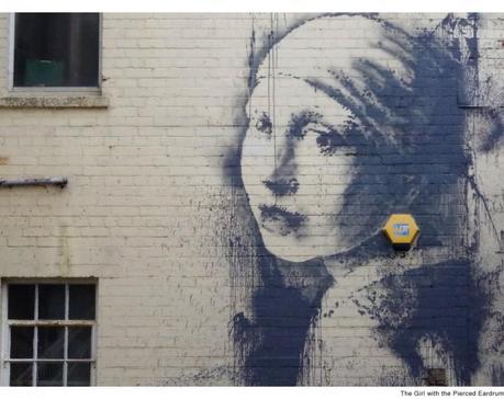 gpb03 6 750x595 New Banksy earring mural in Bristol