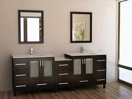 Galatian Extra Long Bathroom Vanity