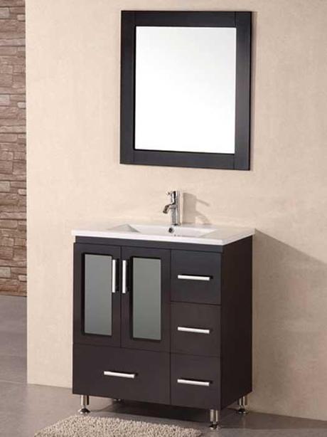 Stanton Modern Petite Vanity