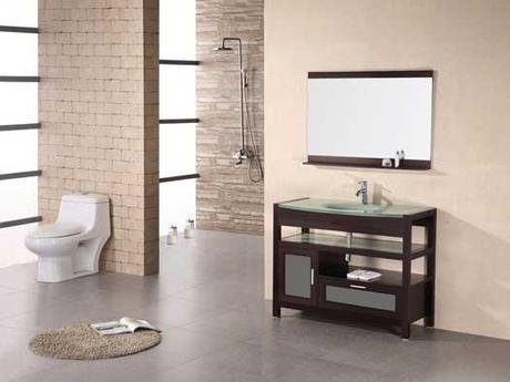 Milan Single Bath Vanity