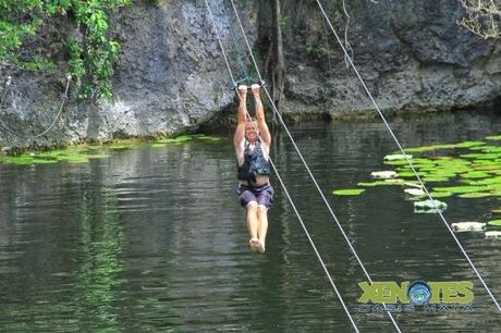 Xenotes Oasis Maya - A Family Attraction in Cancun