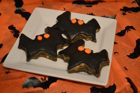 Halloween 2014 : Simple Creepy Cookies