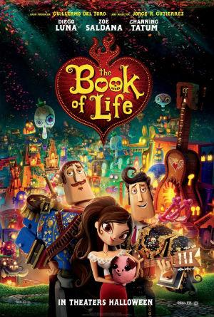 Today's Review: The Book Of Life