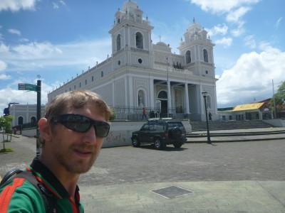 La Soledad Church.