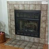 Before and After: Fireplace DIY
