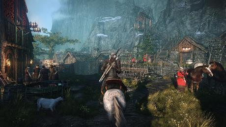 CD Projekt RED Lead Programmer: Witcher 3 PS4/Xbox One Resolution Will Be As High As Possible