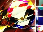 Make Diwali Paper Lanterns Aaakash Kandil Home