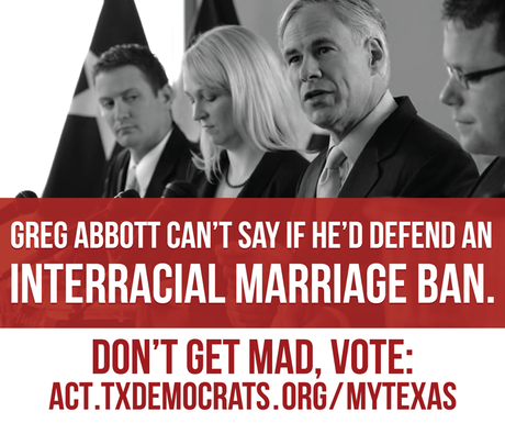 Is Abbott A Racist, Or Just Pandering To GOP Racists ?