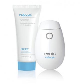 3B's Initial thoughts on Homedics NEWA skin rejuvenation system
