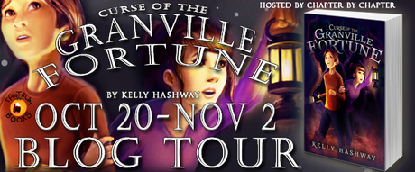 Curse of the Granville Fortune Book Tour: Read a Guest Post and Enter to Win the eBook ~ 5 Winners!