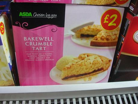 New at Asda! Dessert Hybrids, Cheesecakes, Gateaus, Pies, Ice Creams etc.