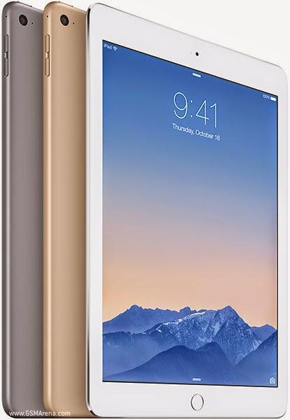 Apple iPad Air 2 Full specs