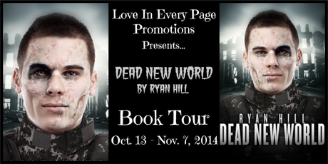 DEAD NEW WORLD: Interview with Author of Zombie-Twist Horror!